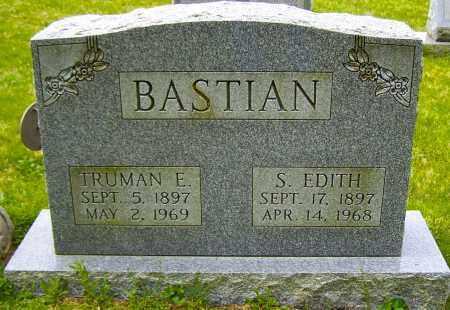 HUMMEL BASTIAN, S. EDITH - Northumberland County, Pennsylvania | S. EDITH HUMMEL BASTIAN - Pennsylvania Gravestone Photos