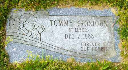 BROSIOUS, TOMMY - Northumberland County, Pennsylvania | TOMMY BROSIOUS - Pennsylvania Gravestone Photos