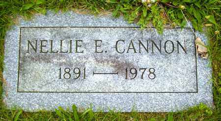 CANNON, NELLIE E - Northumberland County, Pennsylvania   NELLIE E CANNON - Pennsylvania Gravestone Photos