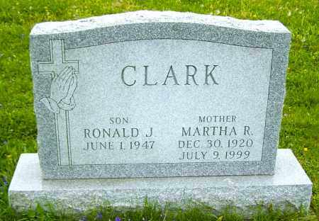 CLARK, RONALD J - Northumberland County, Pennsylvania | RONALD J CLARK - Pennsylvania Gravestone Photos
