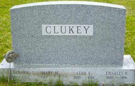 MCGUIRE CLUKEY, LENA C - Northumberland County, Pennsylvania | LENA C MCGUIRE CLUKEY - Pennsylvania Gravestone Photos