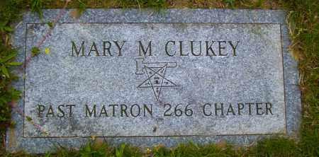 CLUKEY, MARY M - Northumberland County, Pennsylvania | MARY M CLUKEY - Pennsylvania Gravestone Photos