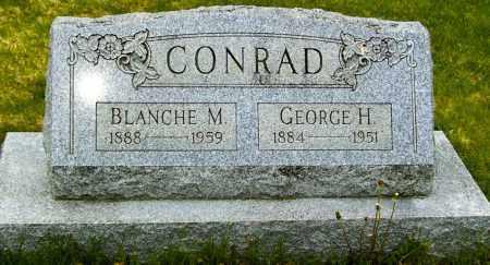 CONRAD, BLANCHE M - Northumberland County, Pennsylvania | BLANCHE M CONRAD - Pennsylvania Gravestone Photos