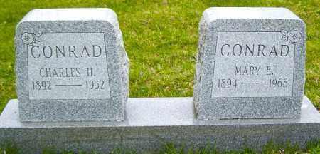 CONRAD, CHARLES H. - Northumberland County, Pennsylvania | CHARLES H. CONRAD - Pennsylvania Gravestone Photos