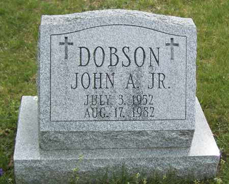 DOBSON JR, JOHN A. - Northumberland County, Pennsylvania   JOHN A. DOBSON JR - Pennsylvania Gravestone Photos