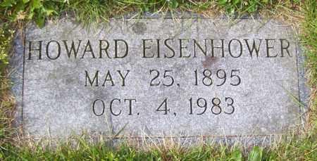 EISENHOWER, HOWARD - Northumberland County, Pennsylvania | HOWARD EISENHOWER - Pennsylvania Gravestone Photos