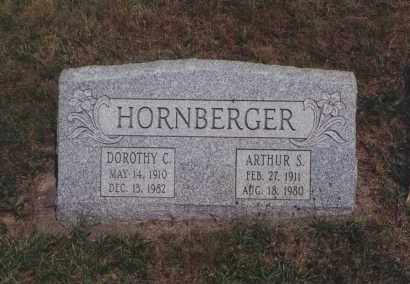 HORNBERGER, DOROTHY C - Northumberland County, Pennsylvania | DOROTHY C HORNBERGER - Pennsylvania Gravestone Photos