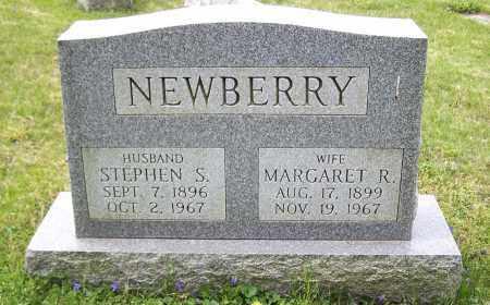 NEWBERRY, MARGARET R. - Northumberland County, Pennsylvania | MARGARET R. NEWBERRY - Pennsylvania Gravestone Photos