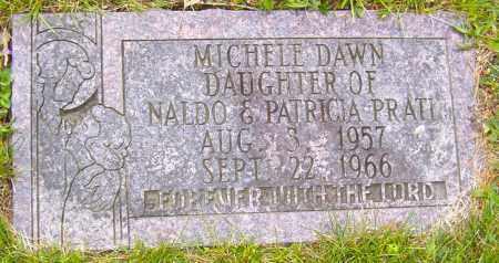 PRATI, MICHELE DAWN - Northumberland County, Pennsylvania | MICHELE DAWN PRATI - Pennsylvania Gravestone Photos