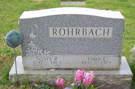 AURAND ROHRBACH, TAMA E - Northumberland County, Pennsylvania   TAMA E AURAND ROHRBACH - Pennsylvania Gravestone Photos