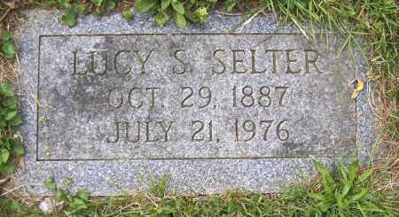 SELTER, LUCY S - Northumberland County, Pennsylvania | LUCY S SELTER - Pennsylvania Gravestone Photos