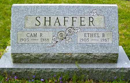 SHAFFER, CAM R. - Northumberland County, Pennsylvania | CAM R. SHAFFER - Pennsylvania Gravestone Photos