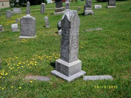 TROUTMAN, SARAH C - Northumberland County, Pennsylvania   SARAH C TROUTMAN - Pennsylvania Gravestone Photos