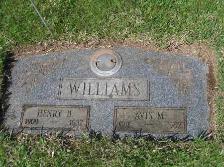 WILLIAMS, HENRY BENFIELD - Northumberland County, Pennsylvania | HENRY BENFIELD WILLIAMS - Pennsylvania Gravestone Photos