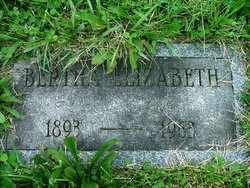 CLOUSER, BERTHA - Perry County, Pennsylvania | BERTHA CLOUSER - Pennsylvania Gravestone Photos
