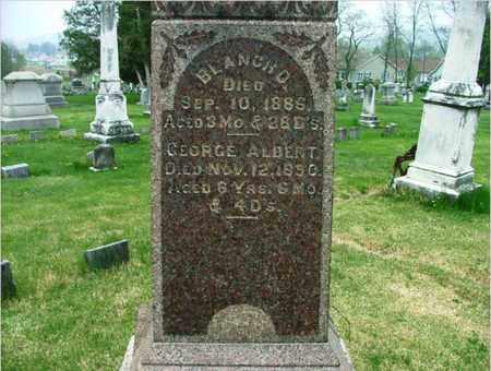 CLOUSER, BLANCH - Perry County, Pennsylvania | BLANCH CLOUSER - Pennsylvania Gravestone Photos