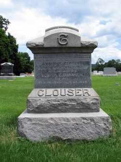 CLOUSER, CYRUS S. - Perry County, Pennsylvania | CYRUS S. CLOUSER - Pennsylvania Gravestone Photos