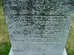 CLOUSER, MARY - Perry County, Pennsylvania | MARY CLOUSER - Pennsylvania Gravestone Photos