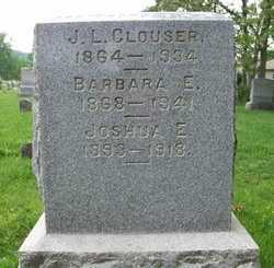 KITNER CLOUSER, BARBARA - Perry County, Pennsylvania | BARBARA KITNER CLOUSER - Pennsylvania Gravestone Photos