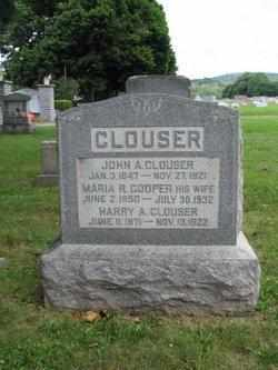 CLOUSER, HARRY - Perry County, Pennsylvania | HARRY CLOUSER - Pennsylvania Gravestone Photos