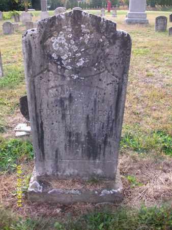 CLOUSER, MARY ANN - Perry County, Pennsylvania | MARY ANN CLOUSER - Pennsylvania Gravestone Photos