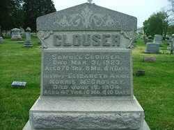 CLOUSER, ELIZABETH - Perry County, Pennsylvania | ELIZABETH CLOUSER - Pennsylvania Gravestone Photos