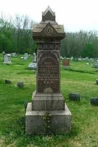 CLOUSER, SIMON SULLENBERGER - Perry County, Pennsylvania   SIMON SULLENBERGER CLOUSER - Pennsylvania Gravestone Photos