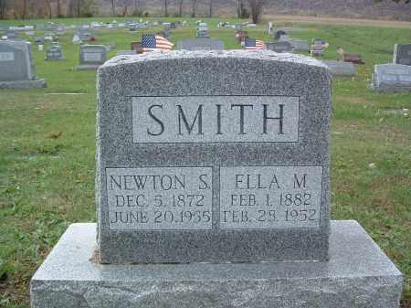 SMITH, NEWTON S. - Perry County, Pennsylvania | NEWTON S. SMITH - Pennsylvania Gravestone Photos