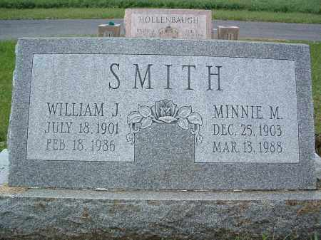 SMITH, WILLIAM J. - Perry County, Pennsylvania | WILLIAM J. SMITH - Pennsylvania Gravestone Photos