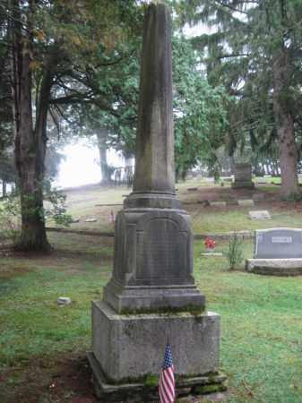 BRODHEAD (RW), DANIEL - Pike County, Pennsylvania   DANIEL BRODHEAD (RW) - Pennsylvania Gravestone Photos