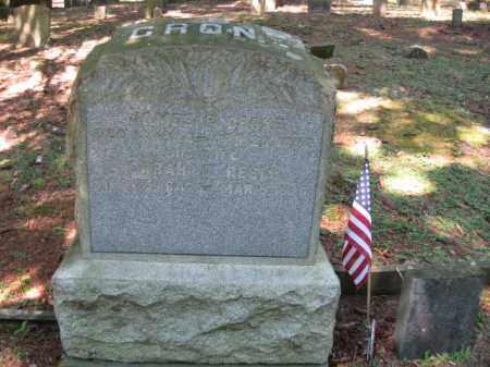 CRONE (CW), JAMES P. - Pike County, Pennsylvania | JAMES P. CRONE (CW) - Pennsylvania Gravestone Photos