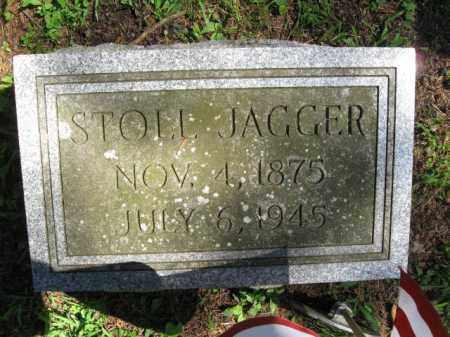 JAGGER, STOLL - Pike County, Pennsylvania | STOLL JAGGER - Pennsylvania Gravestone Photos