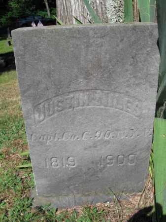 NILES (CW), JUSTIN - Pike County, Pennsylvania | JUSTIN NILES (CW) - Pennsylvania Gravestone Photos
