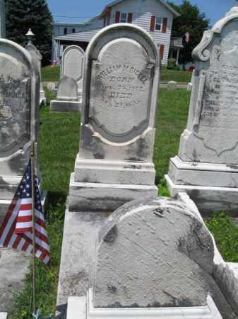 BICKEL (CW), CAPT.WILLIAM M. - Schuylkill County, Pennsylvania   CAPT.WILLIAM M. BICKEL (CW) - Pennsylvania Gravestone Photos