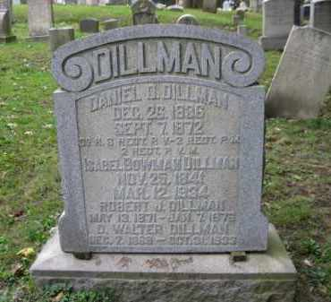 DILLMAN (CW), DANIEL D. - Schuylkill County, Pennsylvania | DANIEL D. DILLMAN (CW) - Pennsylvania Gravestone Photos