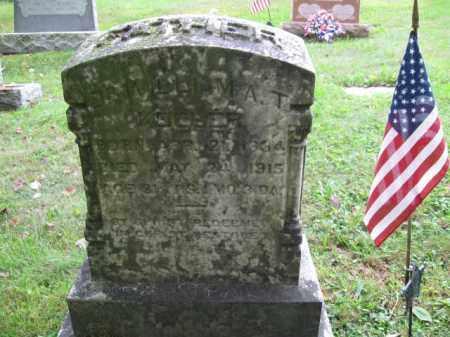 KEELER (CW), WILLIAM A.T. - Schuylkill County, Pennsylvania   WILLIAM A.T. KEELER (CW) - Pennsylvania Gravestone Photos