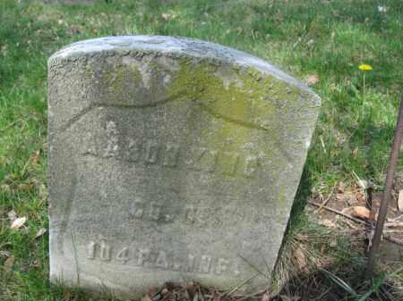 KING (CW), AARON - Schuylkill County, Pennsylvania | AARON KING (CW) - Pennsylvania Gravestone Photos