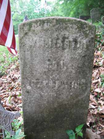 MARTIN (CW), WILLIAM - Schuylkill County, Pennsylvania | WILLIAM MARTIN (CW) - Pennsylvania Gravestone Photos