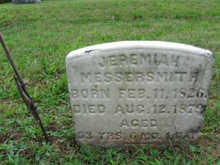 MESSERSMITH (CW), JEREMIAH - Schuylkill County, Pennsylvania | JEREMIAH MESSERSMITH (CW) - Pennsylvania Gravestone Photos