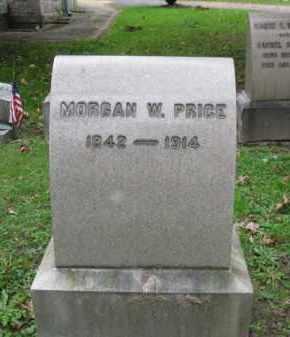 PRICE, MORGAN W. - Schuylkill County, Pennsylvania | MORGAN W. PRICE - Pennsylvania Gravestone Photos