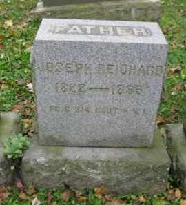 REICHARD (CW), JOSEPH - Schuylkill County, Pennsylvania | JOSEPH REICHARD (CW) - Pennsylvania Gravestone Photos