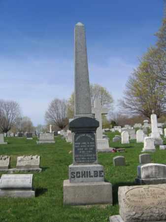 SCHILBE, CHRISTIAN - Schuylkill County, Pennsylvania | CHRISTIAN SCHILBE - Pennsylvania Gravestone Photos