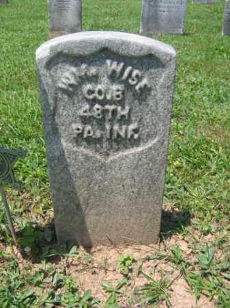 WISE (CW), WILLIAM - Schuylkill County, Pennsylvania | WILLIAM WISE (CW) - Pennsylvania Gravestone Photos