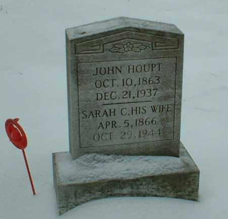 HOUPT, JOHN - Somerset County, Pennsylvania | JOHN HOUPT - Pennsylvania Gravestone Photos