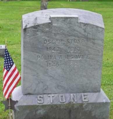 STONE (CW), OSCAR - Susquehanna County, Pennsylvania | OSCAR STONE (CW) - Pennsylvania Gravestone Photos