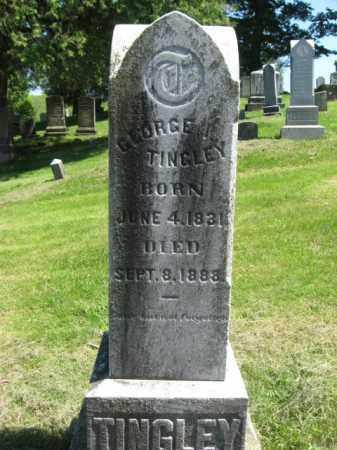 TINGLEY, GEORGE I. - Susquehanna County, Pennsylvania | GEORGE I. TINGLEY - Pennsylvania Gravestone Photos