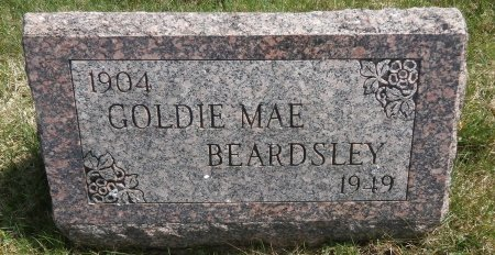 BEARDSLEY, GOLDIE MAE - Warren County, Pennsylvania | GOLDIE MAE BEARDSLEY - Pennsylvania Gravestone Photos