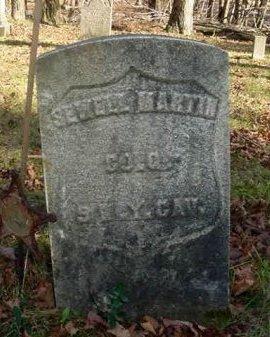 MARTIN (CW), SEWELL - Warren County, Pennsylvania | SEWELL MARTIN (CW) - Pennsylvania Gravestone Photos