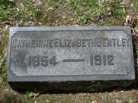 BENTLEY, CATHERINE - Washington County, Pennsylvania | CATHERINE BENTLEY - Pennsylvania Gravestone Photos