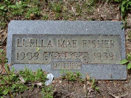 FISHER, LUELLA - Washington County, Pennsylvania | LUELLA FISHER - Pennsylvania Gravestone Photos